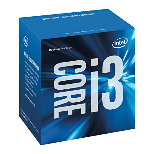 Intel Core i3-6320 3.9GHz Dual-Core