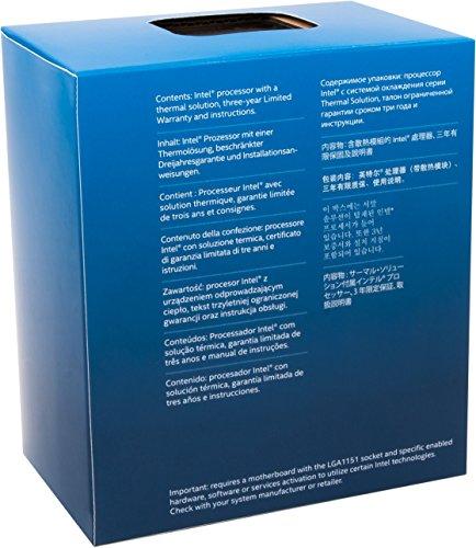 Intel Core i3-7300 4.0GHz Dual-Core