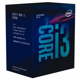 Processador Intel Core i3-8300