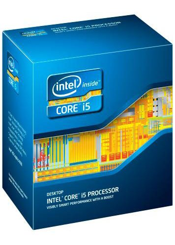 Intel Core i5-3550 3.3GHz Quad-Core