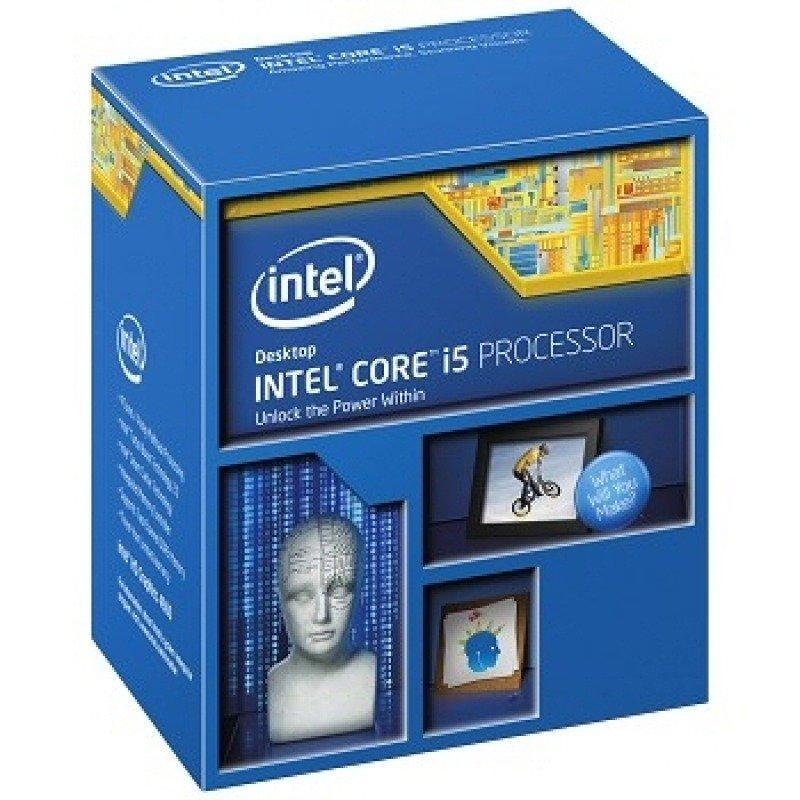 Intel Core i5-4440 3.1GHz Quad-Core