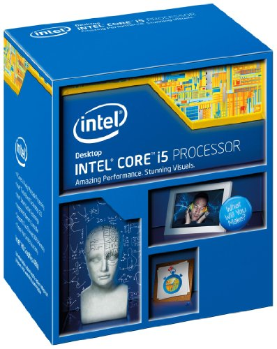 Intel Core i5-4690 3.5GHz Quad-Core