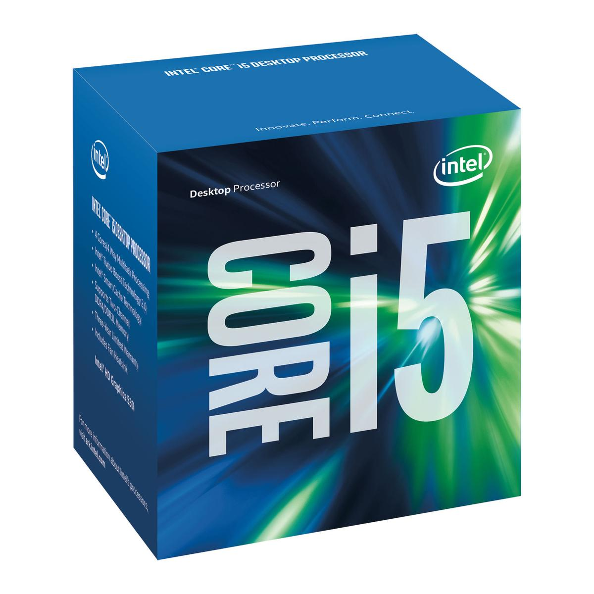Intel Core i5-6500 3.2GHz Quad-Core