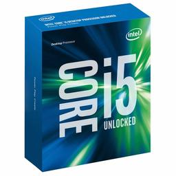 Intel Core i5-6600K 3.5GHz Quad-Core