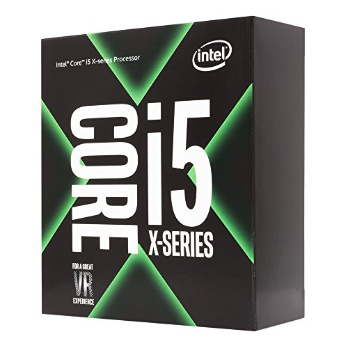 Intel Core i5-7640X 4.0GHz Quad-Core