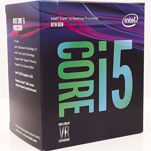 Intel Core i5-8600 3.1GHz 6-Core