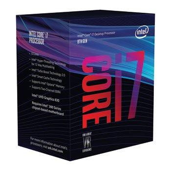 Intel Core i7-8700 3.2GHz 6-Core