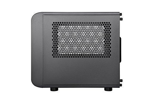 Thermaltake Core V1 Mini ITX Tower (Preto)