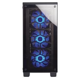 Corsair Crystal 460X RGB ATX Mid Tower (Preto)