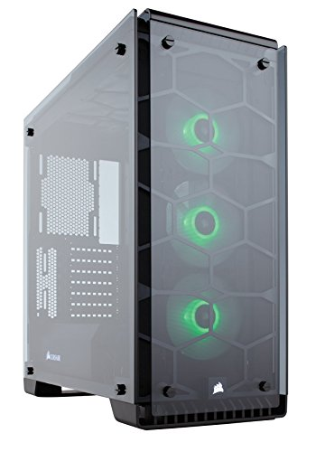 Corsair Crystal Series 570X RGB ATX Mid Tower (Transparente)
