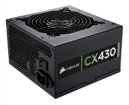 Corsair CX430 430W Certificado 80+ Bronze  ATX12V