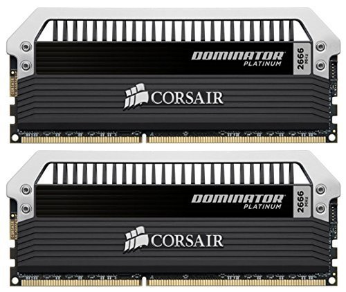 Corsair Dominator Platinum 8GB (2x4GB) DDR3-2666