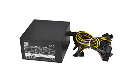 Cooler Master Elite V2 550W 550W  ATX12V