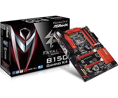 ASRock Fatal1ty B150 Gaming K4 ATX LGA 1151