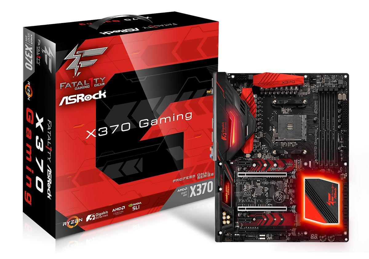 ASRock Fatal1ty X370 Professional Gaming ATX AM4