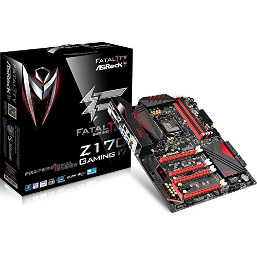 ASRock Fatal1ty Z170 Professional Gaming i7 ATX LGA 1151