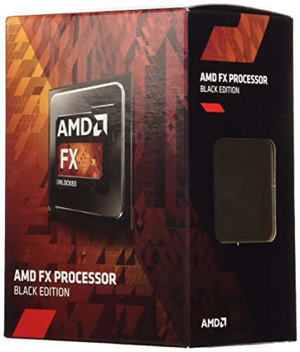 AMD FX-4300 3.8GHz Quad-Core