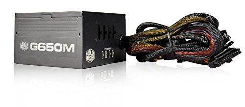 Cooler Master G650M 650W Certificado 80+ Bronze Modular ATX12V