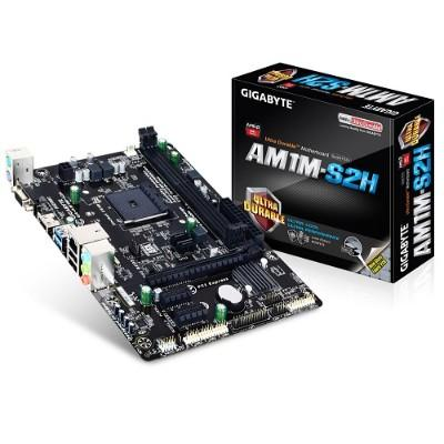 Gigabyte GA-AM1M-S2H Micro ATX AM1