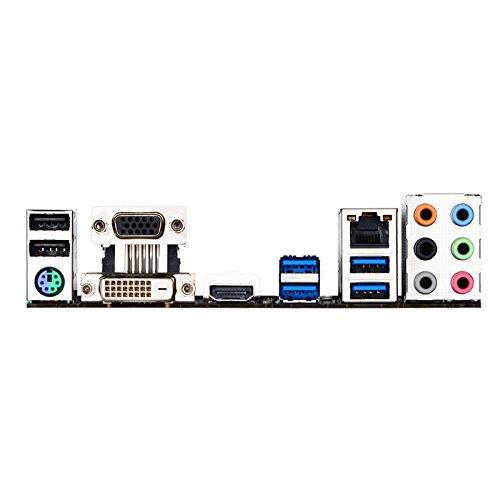 Gigabyte GA-B150M-D3H DDR3 Micro ATX LGA 1151