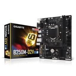 Gigabyte GA-B250M-D2V Micro ATX LGA 1151