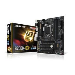 Gigabyte GA-B250M-D3H Micro ATX LGA 1151