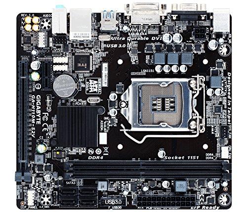 Gigabyte GA-H110M-S2V Micro ATX LGA 1151
