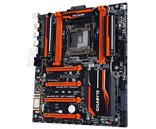 Gigabyte GA-X99-SOC Champion EATX LGA 2011-3