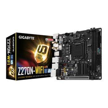 Gigabyte GA-Z270N-WIFI Mini ITX LGA 1151