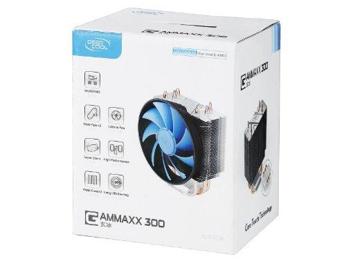 Deepcool GAMMAXX 300 Fluido Dinâmico
