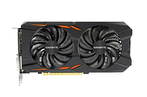 Placa de vídeo Gigabyte GeForce GTX 1050 Ti 4GB Windforce OC