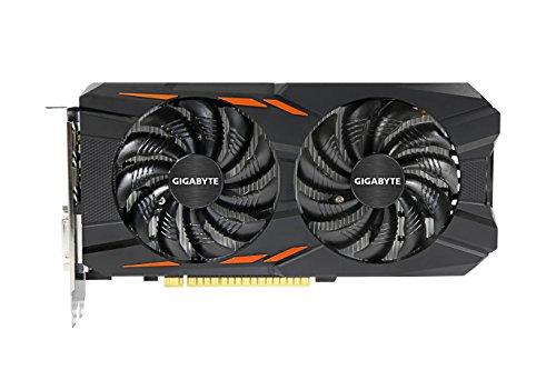 Placa de vídeo Gigabyte GeForce GTX 1050 Windforce OC 2GB