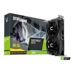 Zotac GeForce GTX 1660 6GB Gaming