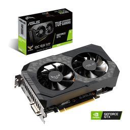 Placa de vídeo Asus GeForce GTX 1660 OC Edition 6GB