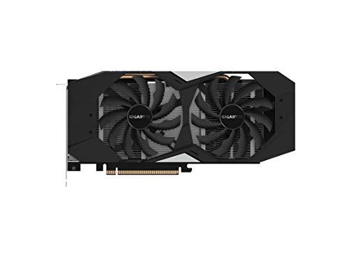 Placa de vídeo Gigabyte GeForce GTX 1660 Ti 6 GB WINDFORCE OC