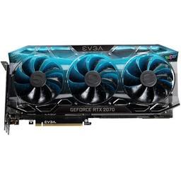Placa de vídeo EVGA GeForce RTX 2070 Super FTW3 Ultra 8GB