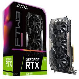 Placa de vídeo EVGA GeForce RTX 2080 Ti Ultra Gaming 11GB