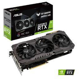 Asus GeForce RTX 3070 8GB TUF Gaming