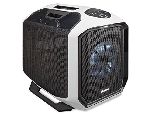 Corsair Graphite Series G380T Mini ITX Desktop (Preto / Branco)