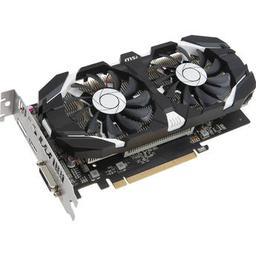 Placa de vídeo MSI GTX 1050 Ti OC 4GB