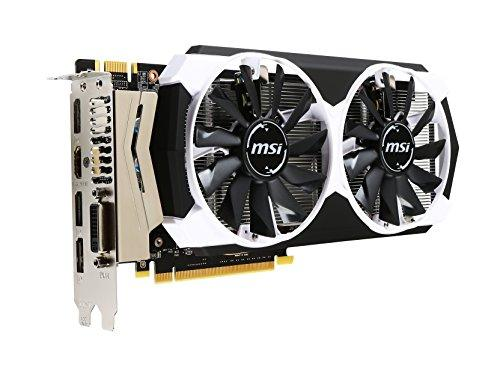 MSI GeForce GTX 960 4GB GeForce 900 Series