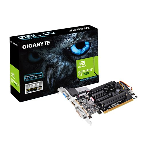 Gigabyte GeForce GT 720 1GB GeForce 700 Series