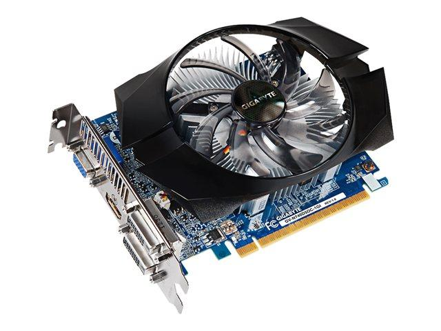 Gigabyte GeForce GT 740 1GB GeForce 700 Series