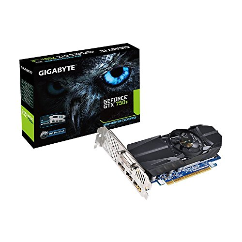 Gigabyte GeForce GTX 750 Ti 2GB GeForce 700 Series