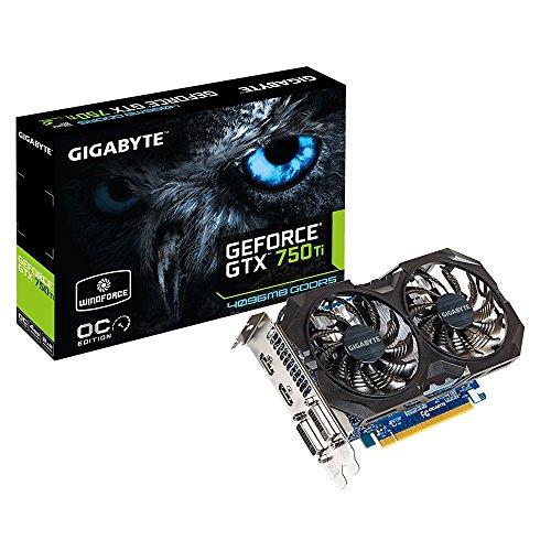 Gigabyte GeForce GTX 750 Ti 4GB GeForce 700 Series