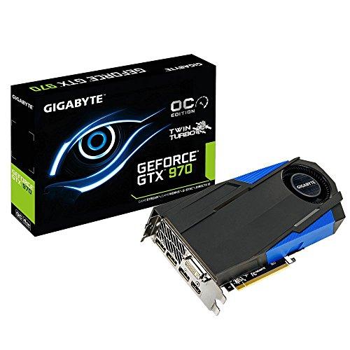 Gigabyte GeForce GTX 970 4GB GeForce 900 Series