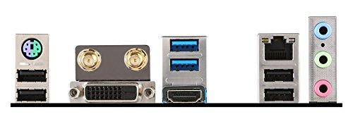 MSI H110I Pro Mini ITX LGA 1151