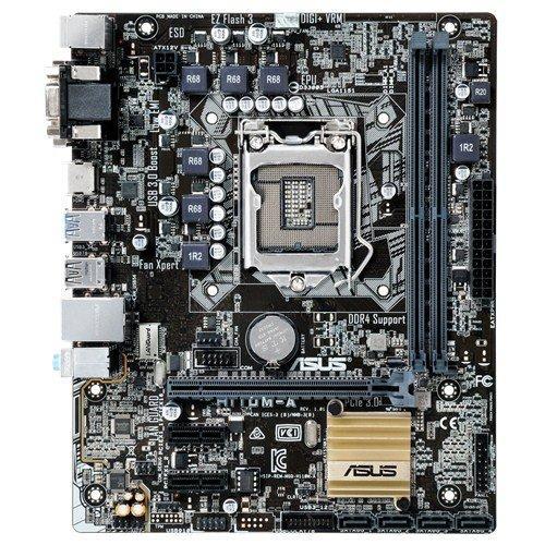 Asus H110M-A Micro ATX LGA 1151