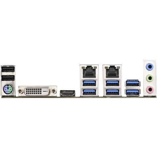 ASRock H170M-ITX/DL Mini ITX LGA 1151