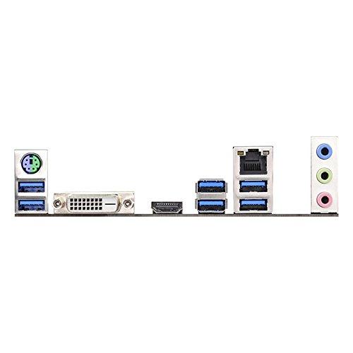 ASRock H170M Pro4S Micro ATX LGA 1151